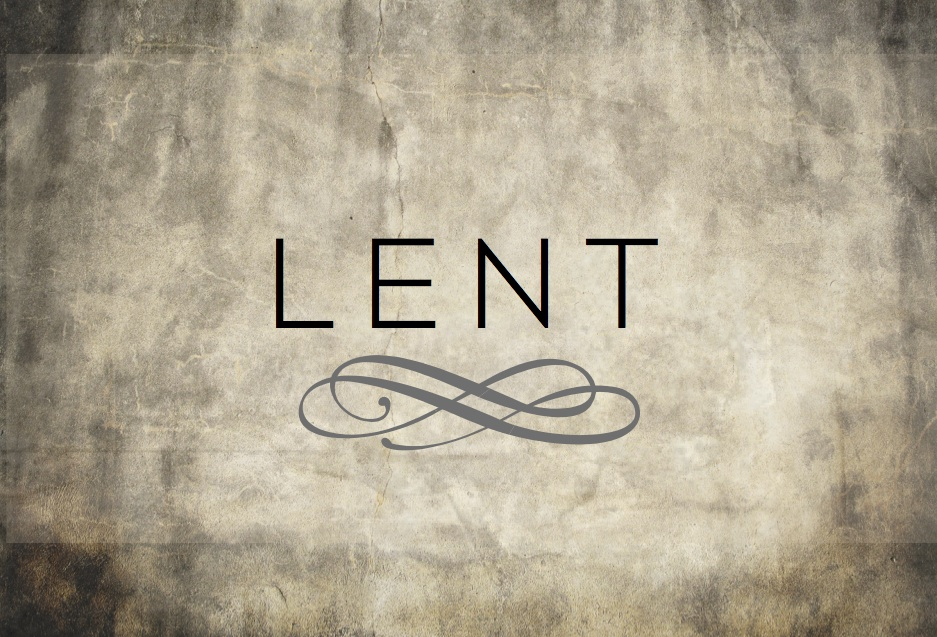 Into the Desert – Lent 2017